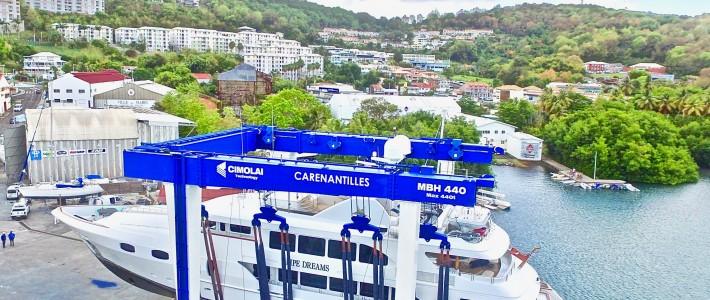 Caribbean Milestone